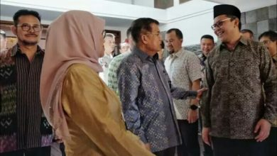 Photo of Foto: Danny Pomanto Hadiri Open House Wapres JK