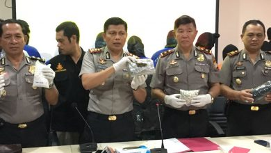 Photo of Polres Pelabuhan Makassar Gelar Press Release