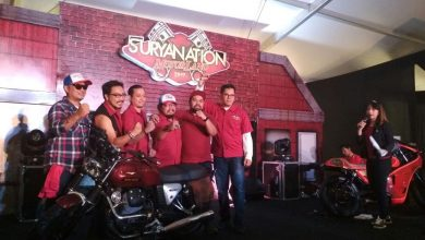 Photo of Seri Keenam Suryanation Motorland Hadir di Mall Pipo