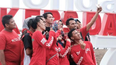 Photo of Honda Bikers Day Makassar Tutup Series Regional