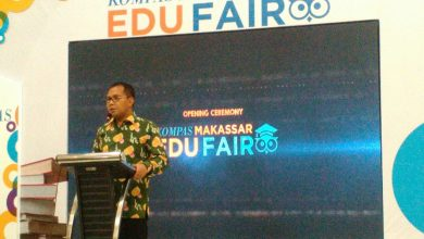 Photo of Wali Kota Makassar Buka Acara Kompas Makassar Edu Fair 2017