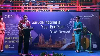 Photo of Garuda Indonesia Year End Sale diBuka Kadis Pariwisata Makassar