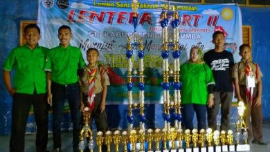Photo of Sogy Scout – Tasman Ambar Juara Lentera Part2