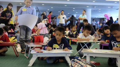 Photo of 120 Peserta Mengikuti Kids Art Competition Hotel Aston