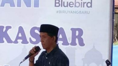 Photo of Blue Bird Taksi Makassar Gelar BukPus Bareng Anak Panti Asuhan
