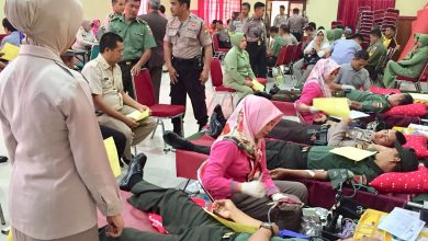 Photo of Polres Gowa Gelar Donor Darah ke 2