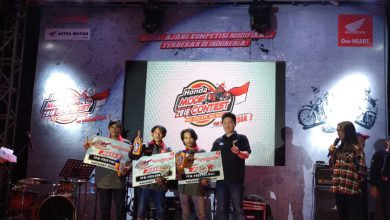 Photo of Ini Jawara Honda Modif Contest 2018 di Makassar