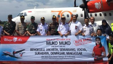 Photo of Wings Air Buka Destinasi Baru di Bumi Rafflesia
