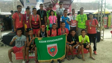 Photo of Triatlet Kodam Hasanuddin Rajai Jepara International Triathlon 2018