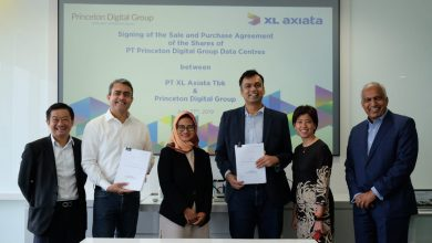 Photo of Princeton Digital Group Akuisisi Kepemilikan Mayoritas Bisnis Data Center XL Axiata di Indonesia