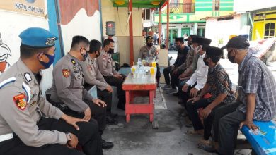 Photo of Kapolsek Wajo Rakor Pembentukan Program KampungTa Menuju New Normal